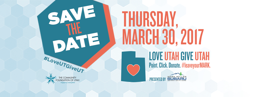 Love Utah Give Utah 2017